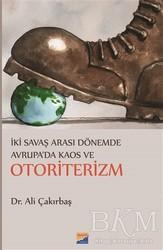 Siyasal Kitabevi - İki Savaş Arası Dönemde Avrupa'da Kaos ve Otoriterizm