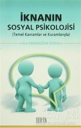 Derin Yayınları - İknanın Sosyal Psikolojisi