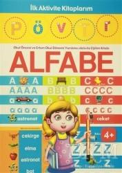 Koloni Çocuk - İlk Aktivite Kitaplarım - Alfabe