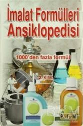 Platform Yayınları - İmalat Formülleri Ansiklopedisi 2. Kitap