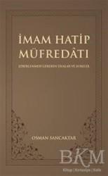 Kitap Dostu Yayınları - İmam Hatip Müfredatı (Cep Boy)