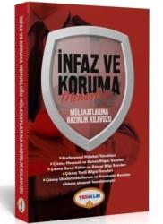 Yediiklim Yayınları - İnfaz ve Koruma Memurluğu Mülakatlarına Hazırlık Kılavuzu Yediiklim Yayınları