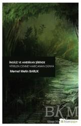 Hiperlink Yayınları - İngiliz ve Amerikan Şiirinde Yitirilen Cennet Harcanan Dünya