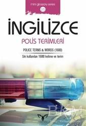 Armada Yayınevi - İngilizce Polis Terimleri