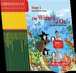 Engin Yayınevi - İngilizce Stage 1 Seti 16 Kitap, CD'li
