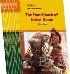 Engin Yayınevi - İngilizce Stage 3 Seti 14 Kitap, CD'siz