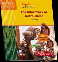 Engin Yayınevi - İngilizce Stage 3 Seti 14 Kitap, CD'li
