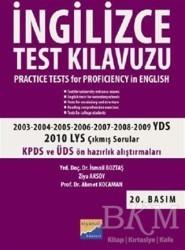 Siyasal Kitabevi - İngilizce Test Kılavuzu - Practice Tests for Proficiency in English