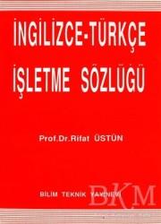Bilim Teknik Yayınevi - İngilizce - Türkçe İşletme Sözlüğü