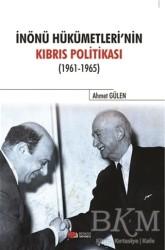 Berikan Yayınları - İnönü Hükümetlerinin Kıbrıs Politikası