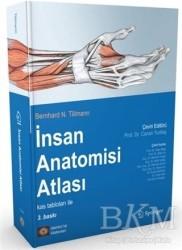 İstanbul Tıp Kitabevi - İnsan Anatomisi Atlası