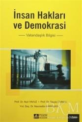 Pegem A Yayıncılık - Akademik Kitaplar - İnsan Hakları ve Demokrasi