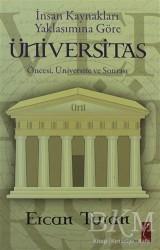 Crea Yayınları - İnsan Kaynakları Yaklaşımına Göre Üniversitas