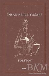 Şule Yayınları - İnsan Ne ile Yaşar?