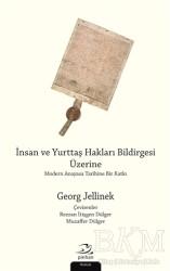 Pinhan Yayıncılık - İnsan ve Yurttaş Hakları Bildirgesi Üzerine