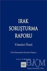 İyidüşün Yayınları - Irak Soruşturma Raporu