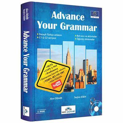 İrem Yayıncılık Advance Your Grammar