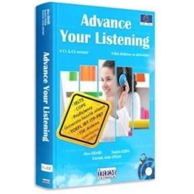 İrem Yayınları Advance Your Listening
