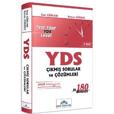 İrem Yayınları YDS Çıkmış Sorular ve Çözümleri