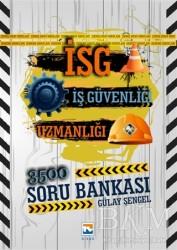 Nisan Kitabevi - Hazırlık Kitaplar - İş Güvenliği Sınavlarına Hazırlık İSG Soru Bankası 3500 Soru Cevap