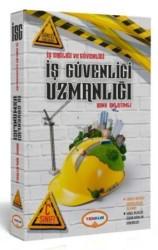 Yediiklim Yayınları - İş Sağlığı Ve Güvenliği Uzmanlığı C Sınıfı Konu Anlatımlı Güncel Baskı Yediiklim Yayınları
