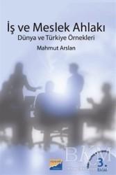 Siyasal Kitabevi - Akademik Kitaplar - İş ve Meslek Ahlakı