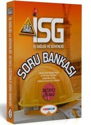 Yediiklim Yayınları - İSG A B C Sınıfı Çözümlü Soru Bankası Yediiklim Yayınları