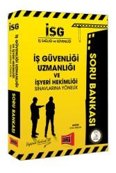Yargı Yayınları - İSG İş Güvenliği Uzmanlığı ve İşyeri Hekimliği Sınavlarına Yönelik Soru Bankası Yargı Yayınları