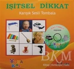 Yuka Kids - İşitsel Dikkat - Karışık Sesli Tombala