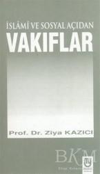 Marifet Yayınları - İslami ve Sosyal Açıdan Vakıflar