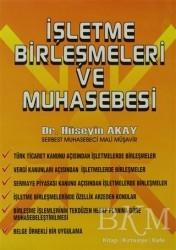 Türkmen Kitabevi - Akademik Kitapları - İşletme Birleşmeleri ve Muhasebesi