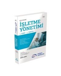 Murat Yayınları - İşletme Yönetimi 1. Sınıf 1. Yarıyıl