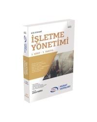 Murat Yayınları - İşletme Yönetimi 2. Sınıf 3. Yarıyıl
