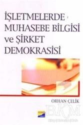 Siyasal Kitabevi - Akademik Kitaplar - İşletmelerde Muhasebe Bilgisi ve Şirket Demokrasisi