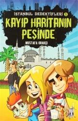 Timaş Yayınları - İstanbul Dedektifleri - Kayıp Haritanın Peşinde