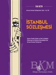 Ahbap Kitap - İstanbul Sözleşmesi Tam Metin