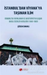Berikan Yayınları - İstanbul'dan Viyana'ya Taşınan İlim