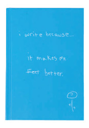 DEFFTER - I WRITE BECAUSE / IT MAKES ME BETTER