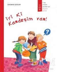 Gergedan Yayınları - İyi Ki Kardeşim Var!