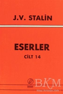J. V. Stalin Eserler Cilt 14