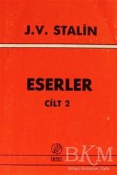 İnter Yayınları - J. V. Stalin Eserler Cilt 2