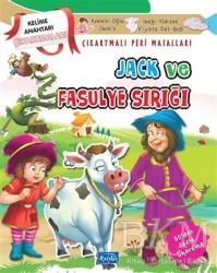 Parıltı Yayınları Boyama ve Çıkartma Kitapları - Jack ve Fasulye Sırığı - Çıkartmalı Peri Masalları