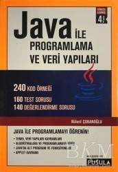 Pusula Yayıncılık - Java ile Programlama ve Veri Yapıları