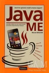 Pusula Yayıncılık - Özel Ürün - Java Me