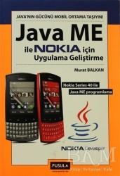 Pusula Yayıncılık - Java ME ile Nokia İçin Uygulama Geliştirme