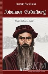 Parola Yayınları - Johannes Gutenberg - Bilimin Öncüleri