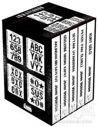 Koridor Yayıncılık - John Verdon Polisiye Set (5 Kitap Kutulu)