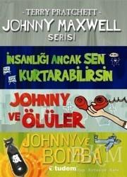 Tudem Yayınları - Johnny Maxwell Serisi (3 Kitap Takım)