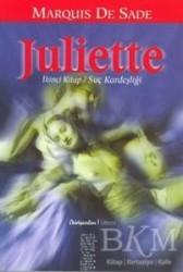 Chiviyazıları Yayınevi - Juliette İkinci Kitap Suç Kardeşliği