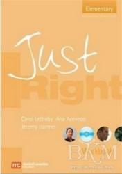 Nüans Publishing - Just Right Elementary Workbook + CD